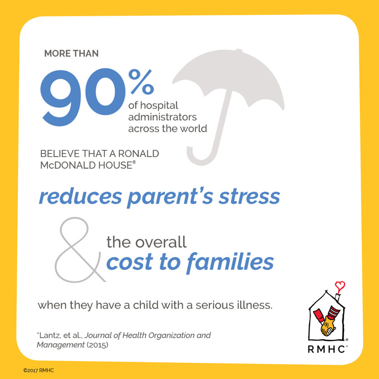 RMH Boston Harbor Less Stress infographic
