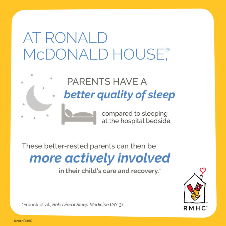 RMH Boston Harbor Sleeping Better Infographic