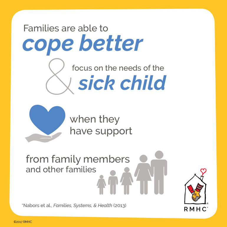 RMH Boston Harbor Coping Better Infographic